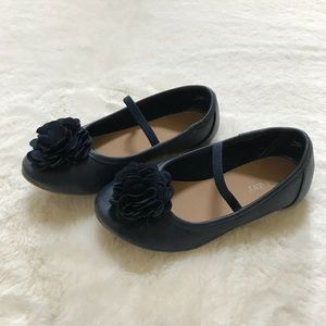 Old Navy Toddler Girls Flats! Size 10! Like new!